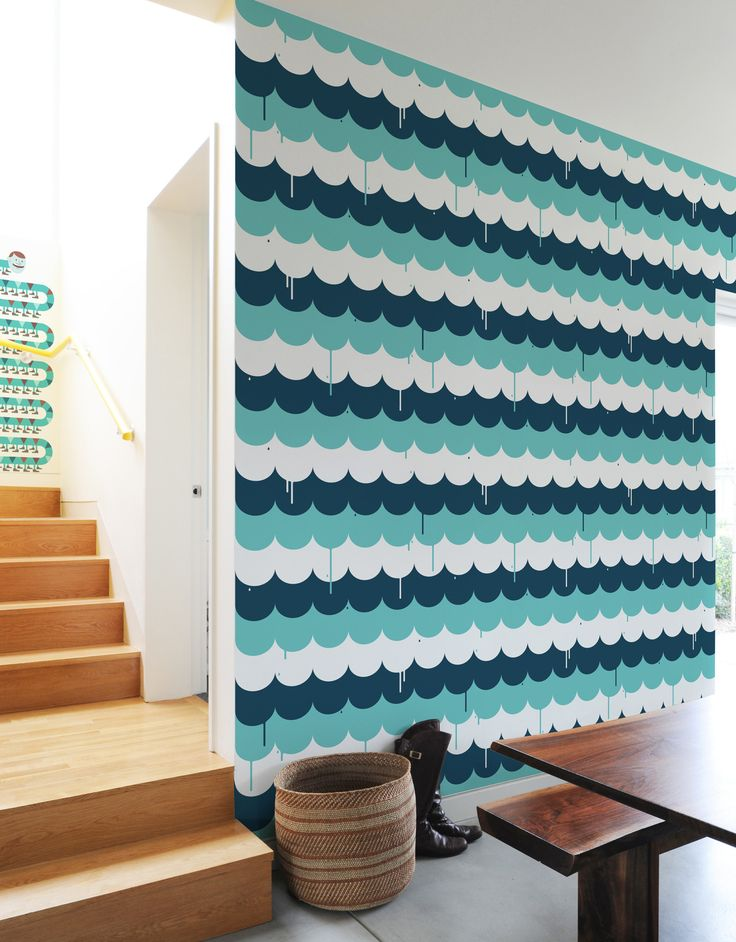Scallops ~ Pattern Wall Tiles
