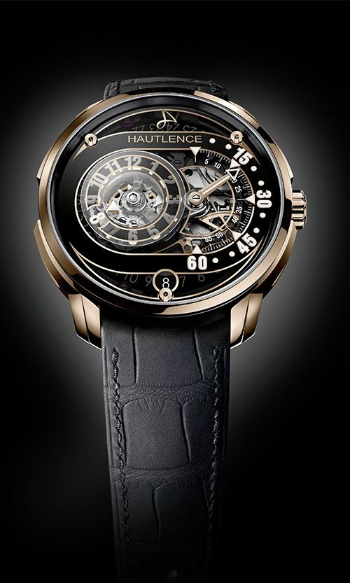 HAUTLENCE UNVEILS THE MAJESTIC HLRQ 01 AVANT-GARDE RETROGRADE (See more at: http://watchmobile7.com/articles/hautlence-hlrq-01) (1/2) #watches #hautlence