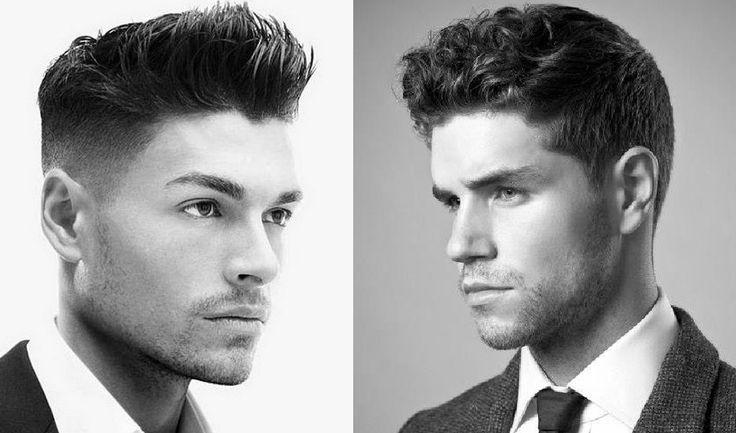 """10 cortes de cabelo para você se inspirar. Sentar na cadeira e pedir """"o de sempre"""" pode ser bom no boteco, mas nem tanto na hora de cortar o cabelo. Confira nossa seleção de cortes de cabelo masculinos da moda, para você pedir para seu cabeleireiro."""