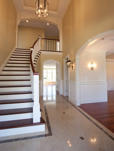 Colonial Home Foyer : Best images about french provincial on pinterest