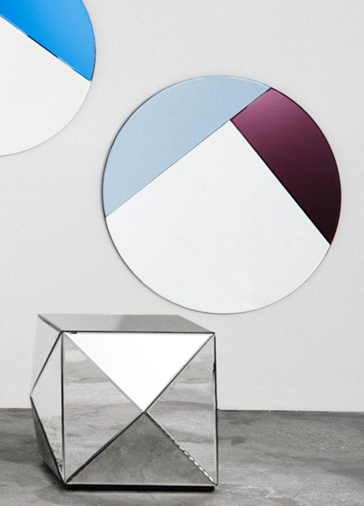 Mirror Nouveau 90 By Reflections Copenhagen