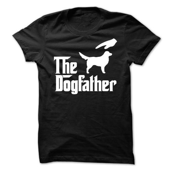 The DogFather Toller - #sweatshirt outfit #big sweater. BUY TODAY AND SAVE => https://www.sunfrog.com/Pets/The-DogFather-Toller.html?68278