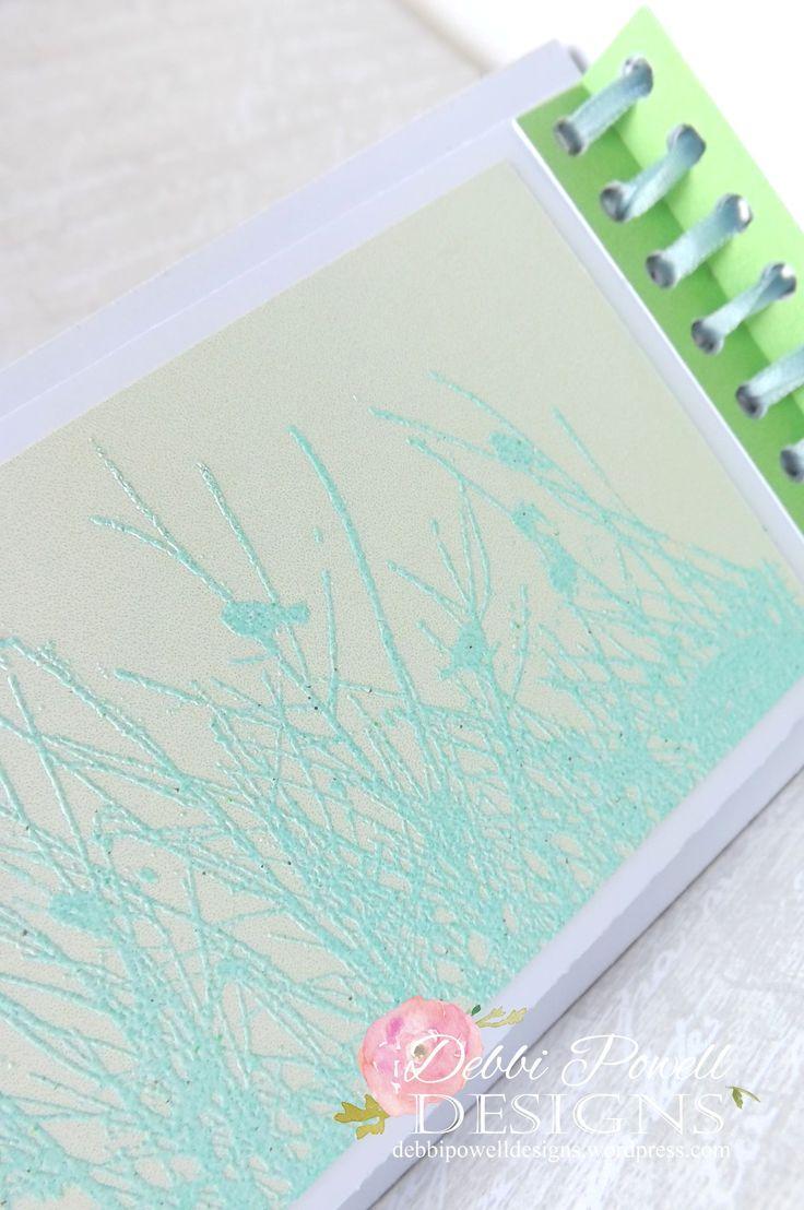Guest Designer for PaperArtsy - Album