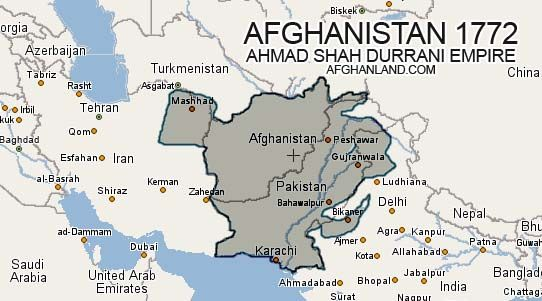 AFGHANISTAN: Afghanistan`s History