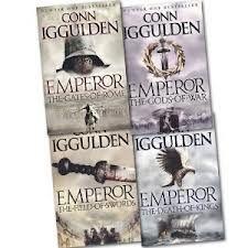 Conn Iggulden's Emperor and Conqueror Series