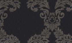 Tapet hartie negru elegant 5046-1 AV Design Exeption