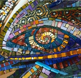 "More from ""Contemporary Mosaics"" at Ciel & Master Mosaicist Giulio Menossi 