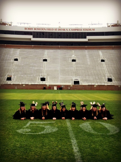 Want graduation pictures like this! me and my friends! but not on a football field lol @Haley Terry  @Kirstin Nance @Tabatha Crook @Brianna Bishop