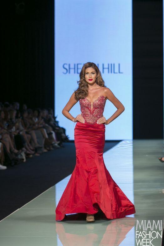 Miami Fashion Week, May 2014 - SHERRI HILL - SHERRI HILL