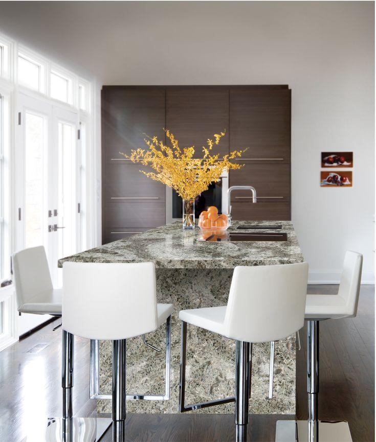Cambria Coastal Collection's newest design of quartz countertop-- Galloway | Available at Coast Design Kitchen & Bath #mobileal