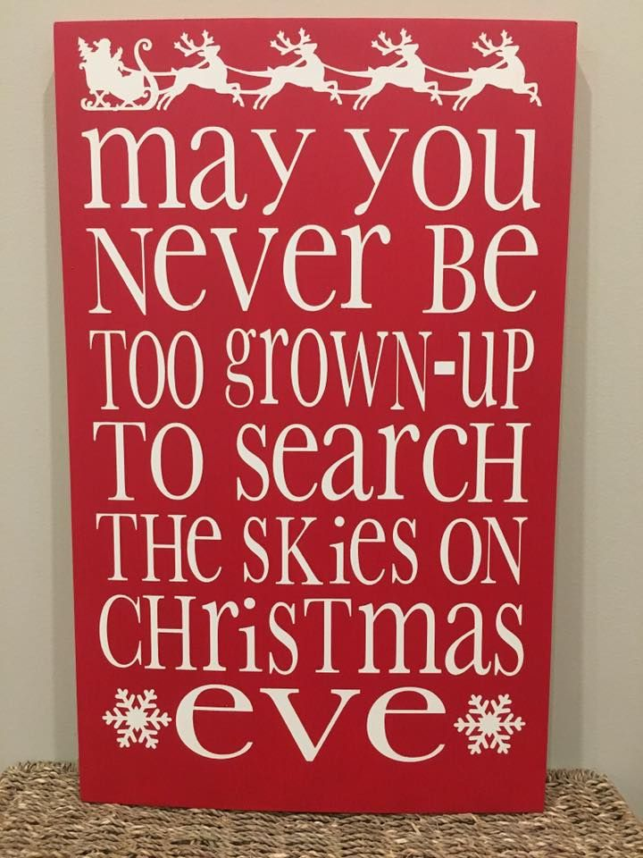 Christmas wooden handmade painted wooden sign. Visit our Facebook page at www.facebook.com/PepperCreekCraftsmanCo