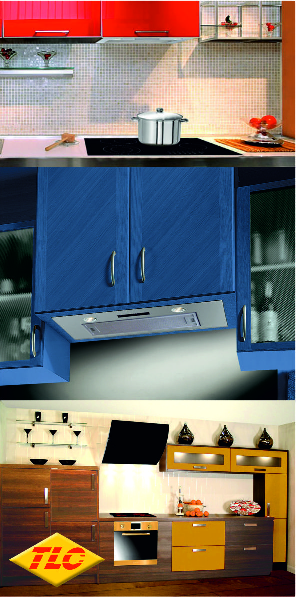 designed to fit behind a frontfacing kitchen cupboard integrated cooker hoods are ideal