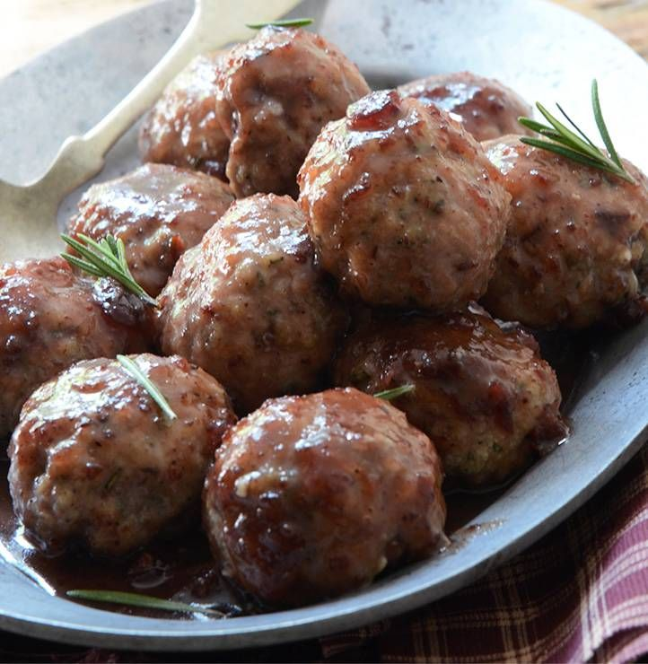 ... & Fowl on Pinterest | Tarragon chicken, Roasts and Turkey meatballs
