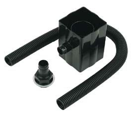 Flow Saver Rainwater Diverter http://www.twplastics.co.uk/Categories/2652/hedgehog-gutter-brush