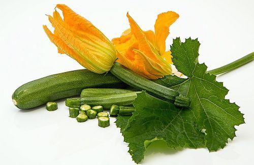 Verdura top di giugno, le zucchine