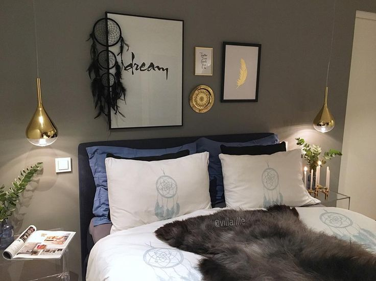 Dreamcatcher bedding @villalille