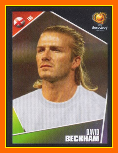 David BECKHAM 1996-2009 England 115 Caps 17 goals  Honours : With Manchester United Premier League (6): 1995–96, 1996–97, 1998–99, 1999–2000, 2000–01, 2002–03 FA Cup (2): 1995–96, 1998–99 UEFA Champions League (1): 1998–99 Intercontinental Cup (1): 1999 With Real Madrid La Liga (1): 2006–07 With Los Angeles Galaxy MLS Cup (2): 2011, 2012  Individual Honours : PFA Young Player of the Year (1): 1996–97