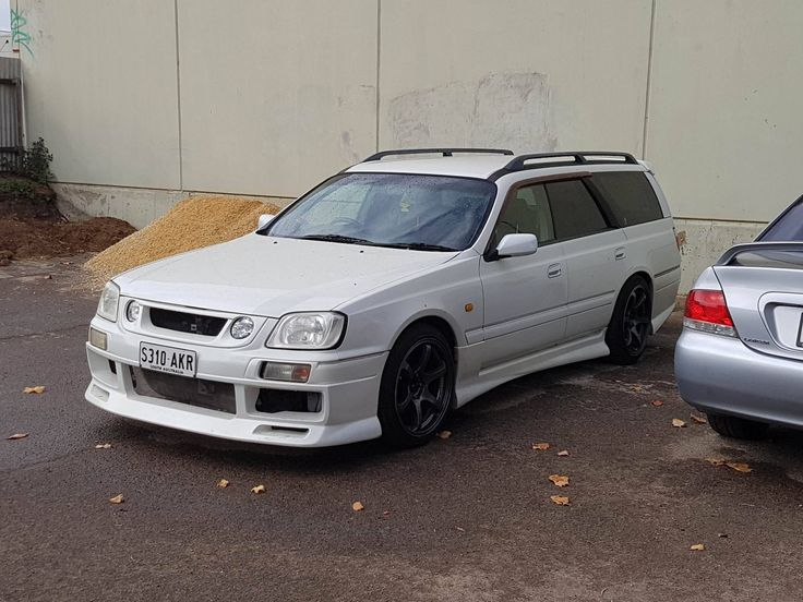 Customer Roberts Nissan Stagea :D #nissan #stagea #cars #justjap