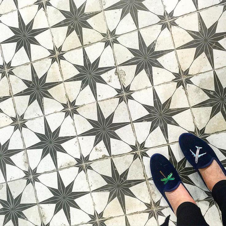 Starry eyed in Valencia #tileofspain16 #design #tile #tiletrends #tileofspain #ihavethisthingwithfloors #ihavethisthingwithtile #thetilefiles