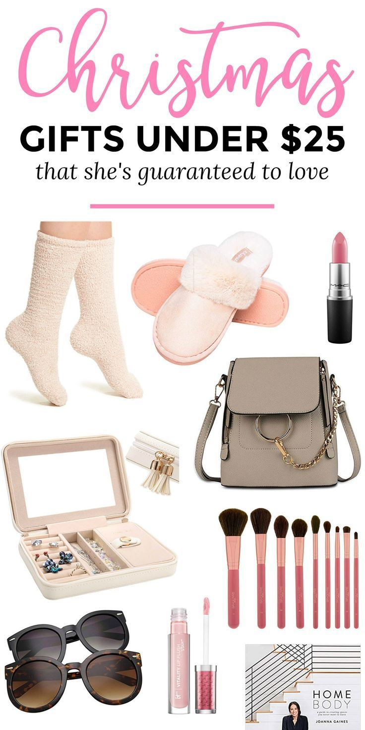 The Best Christmas Gifts for Women Under $25 in 2018 ...