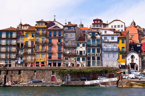 Vista do Douro, Porto, Portugal _ JÁ VISITEII!
