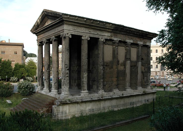 храм портуна на бычьем форуме