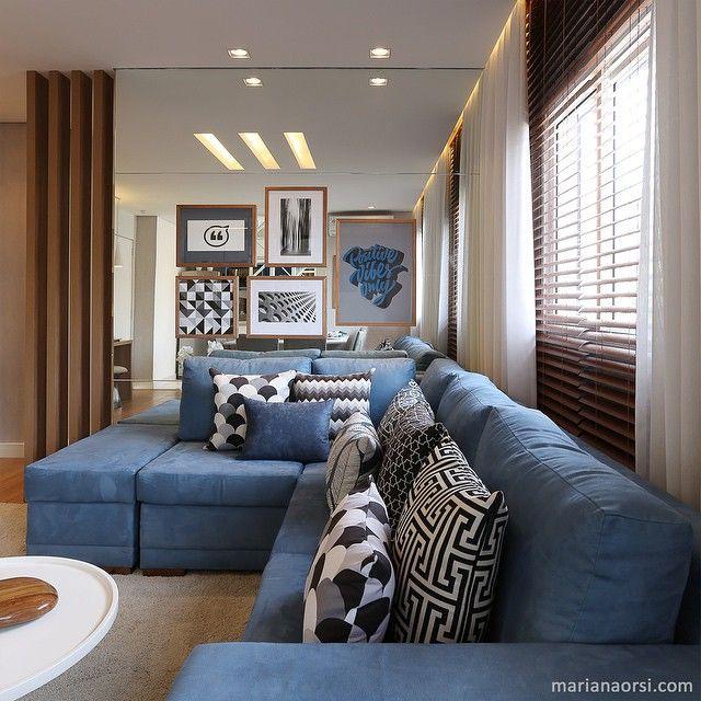 Foto para Carolina Ouro Arquitetura @carolinaouroarq | Apartamento em SP