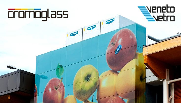 Cromoglass digital printings and glass processing by Veneto Vetro
