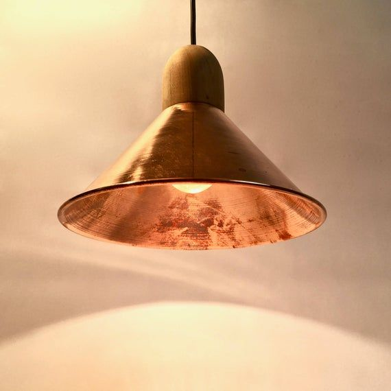 Scandinavian Light Copper And Wood Light Copper Light Scandinavian