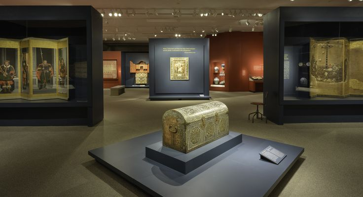 View of the exhibition in the Galleries