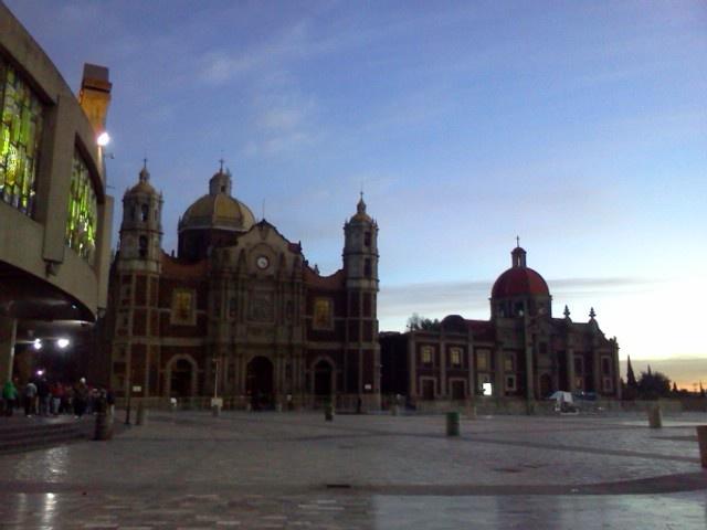 Antigua Basilica de Ntra. Señora de Guadalupe-Mex