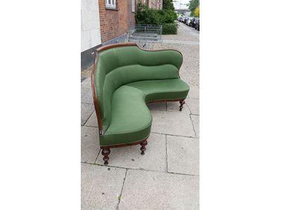 antik sofa, 1920 år gl.