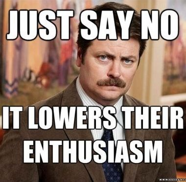 Top 12 hilarious Parks and Recreation memes... | Shape Supply