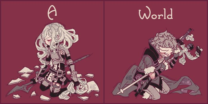 Fire Emblem: Awakening - Cynthia and Owain | Fire ...