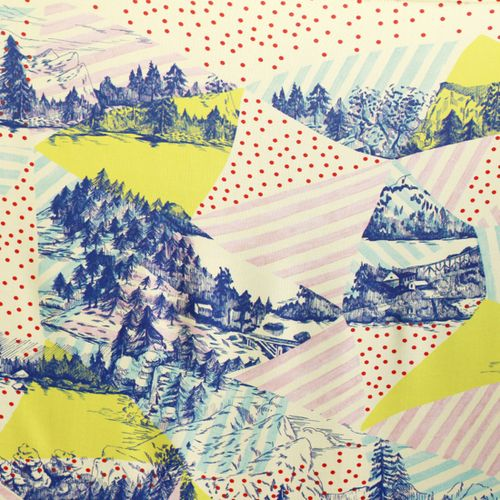 .Prints Pattern, Atelier Beau, Toile, Foulard Walden, Pattern Design, Duette Design, Patches Quilt, Pattern Illustration, Textiles Pattern