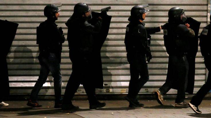 Paris attacks: Latest updates - BBC News