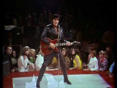 Elvis Presley - Blue Suede Shoes '68 (special edit)