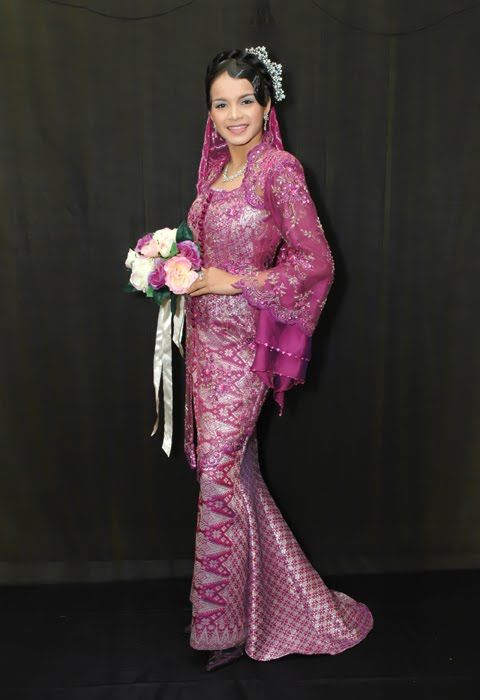 Wedding Dresses and Ideas: Stylish Purple Wedding Dresses for Muslim