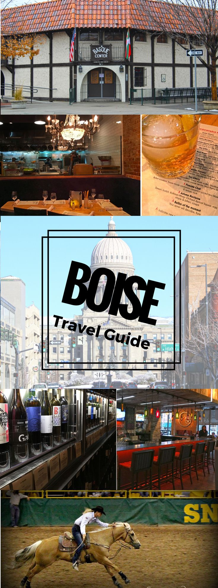 Discover the best things to do in Boise, Idaho with this Boise travel guide. Included are best Boise restaurants, best bars, Boise events and more. @visitidaho