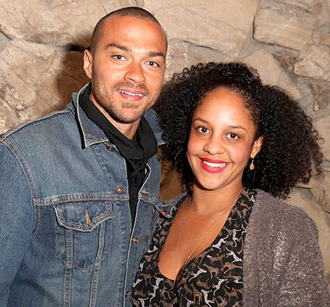 Jesse Williams, Wife Aryn Drake-Lee Hit Golden Globes Party After Baby - Us Weekly