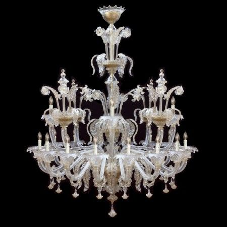 Murano Lighting Villa sognidicristallo.it