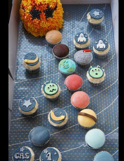 3d solar system birthday cake - photo #49