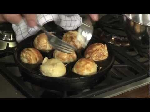 Æbleskiver med kærnemælk | Madhjælp