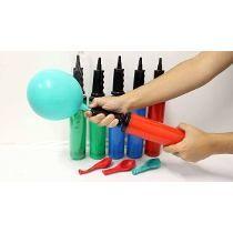 Bomba De Ar Manual Para Encher Bexiga Balão Balões