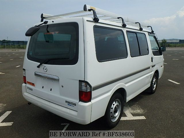 Used 2011 MAZDA BONGO VAN BF538603 for Sale