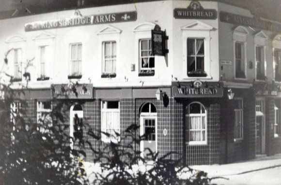 Kingsbridge Arms 1989   West Ferry Rd (Central)   Isle of Dogs Heritage  History