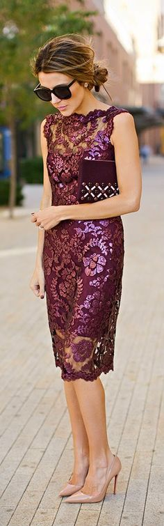 Love the dress and the clutch