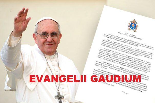 """Anno della Fede: domenica 24, il Papa consegna l'Esortazione """"Evangelii gaudium"""""""