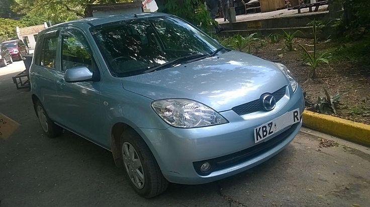 2007 Mazda Demio @ 550K  clean unit,1300Cc, 55000km click the link for details www.facebook.com/carsnairobi Call 0770 029 930 for more details / info@nairobicars.com