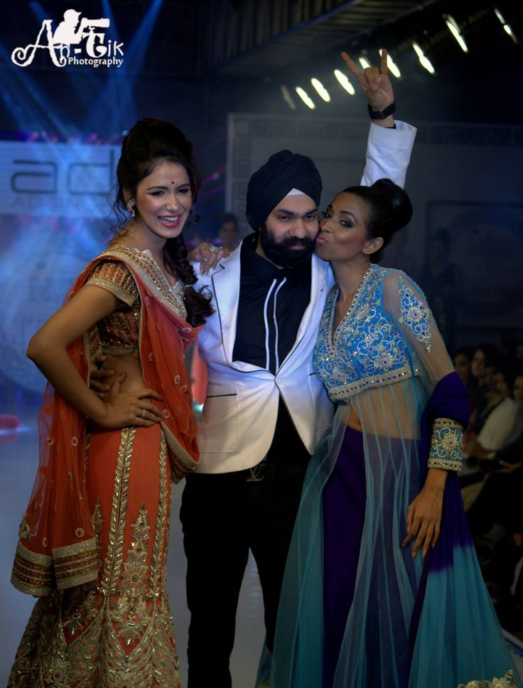 AD SIngh Couture show for Citadel magazine by Magna Publications. AD SINGH is one of the leading fashion designers of India and known for his fashion shows for corporates and brand launches.